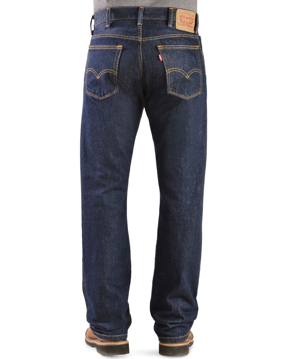 Levi's 517 Jeans - Slim Fit Boot Cut, Rinsed, hi-res