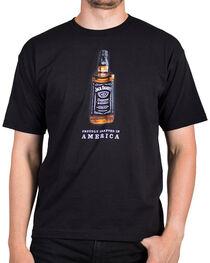 Jack Daniel's Men's Full Color Bottle Short Sleeve T-Shirt, , hi-res