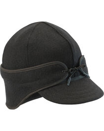 Stormy Kromer Men's Black The Rancher Cap, , hi-res