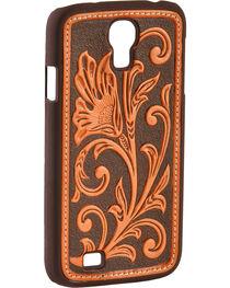 Nocona Floral Tooled Galaxy S4 Case, , hi-res