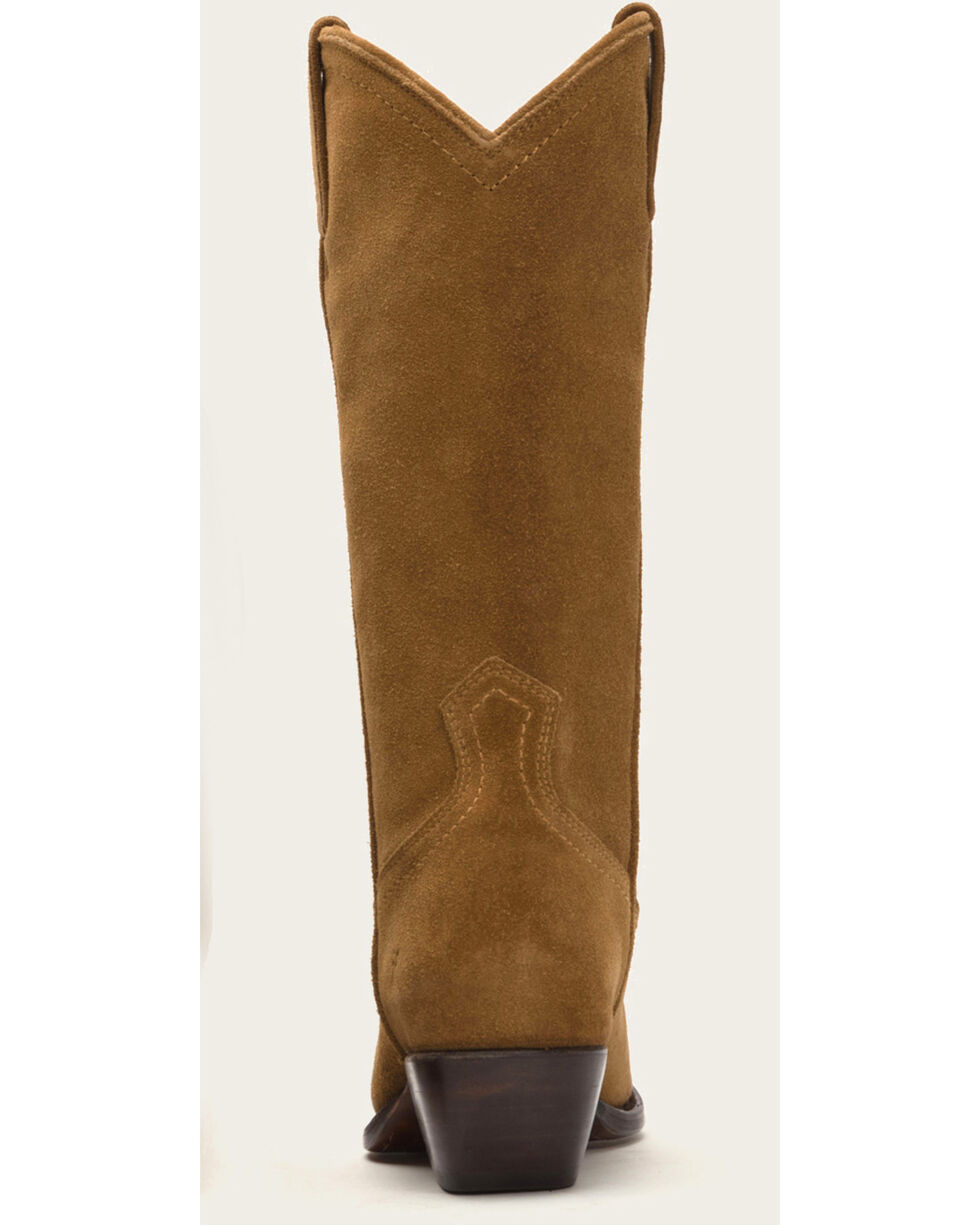 Frye Women's Sacha Tall Boots - Pointed Toe , Suntan, hi-res