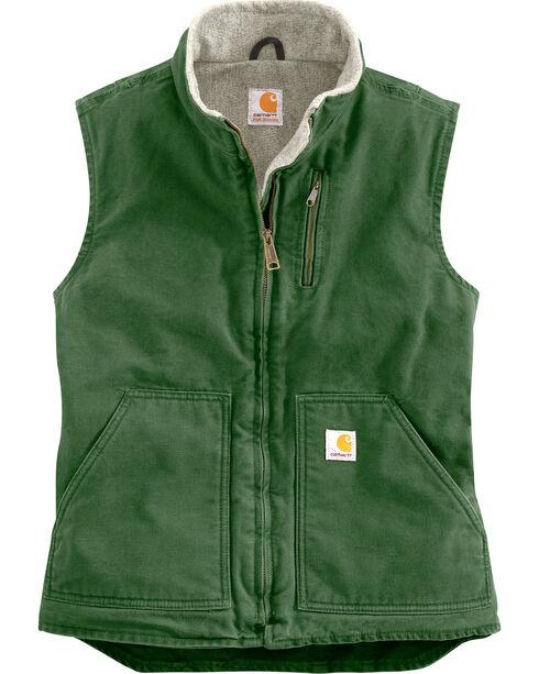 Carhartt Women's Sandstone Vest, , hi-res