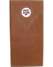 Texas A&M Logo Patch Checkbook, , hi-res