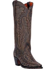 Dan Post Women's Heather Western Boots, , hi-res