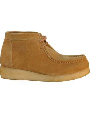 Roper Women's Desert Sticker Chukka Boots, Sand, hi-res
