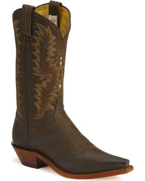 """Tony Lama Women's El Paso 12"""" Western Boots, , hi-res"""
