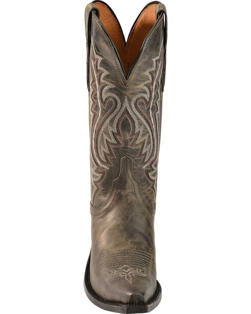 Lucchese Handcrafted 1883 Madras Goat Cowgirl Boots - Snip Toe, Antq Stone, hi-res