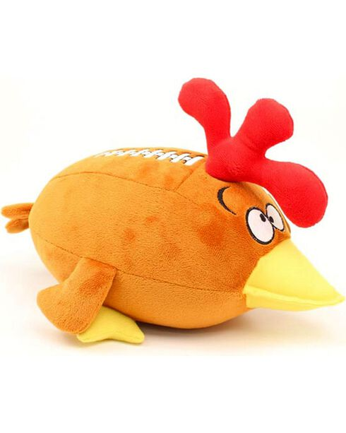 Bigtime Barnyard Football Chicken Giggle Mate, Tan, hi-res