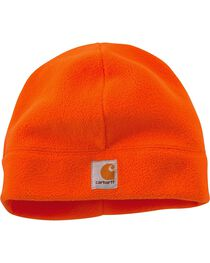 Carhartt High-Visibility Color Enhanced Beanie, Orange, hi-res
