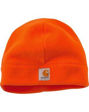 Carhartt High-Visibility Color Enhanced Beanie, Orange, hi-res