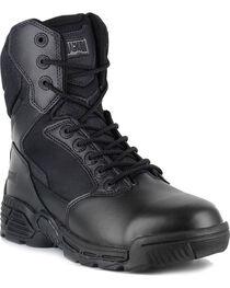Magnum Men's Stealth Force Side Zip Waterproof Work Boots, , hi-res