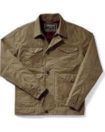 Filson Men's Dark Tan Northway Jacket , , hi-res