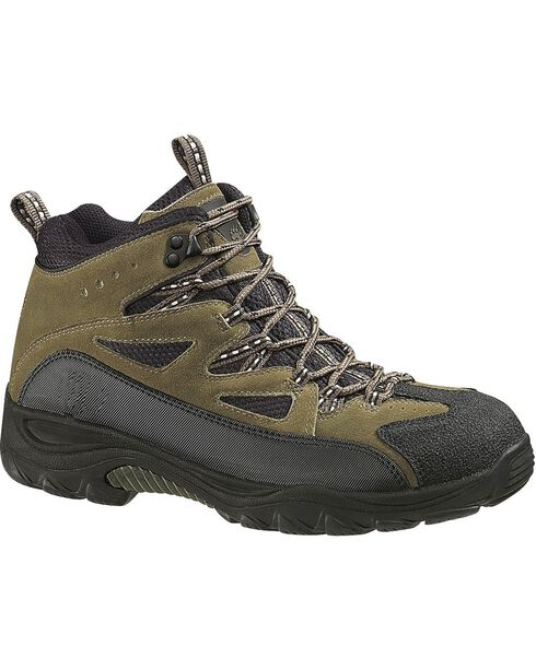 Wolverine Men's Fulton Hiker Boots, Black, hi-res