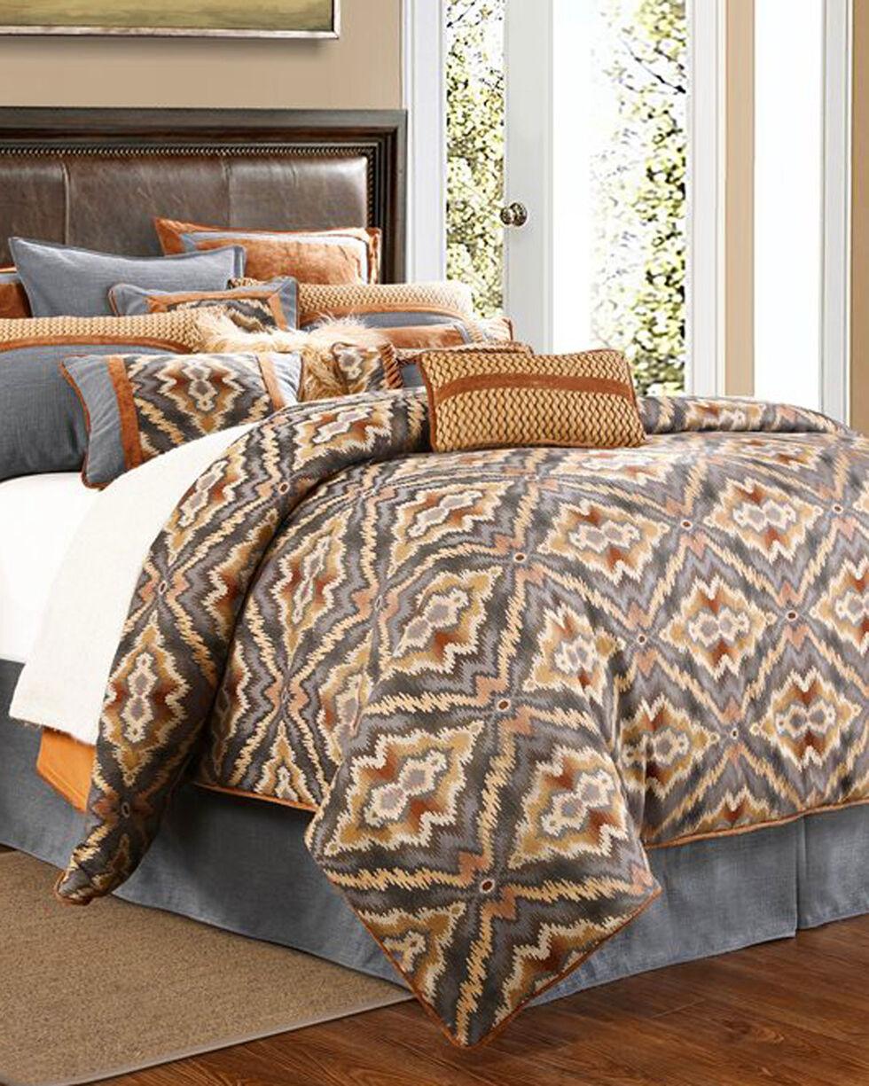 HiEnd Accents Lexington 4-Piece Comforter Set - King , Multi, hi-res