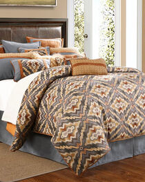 HiEnd Accents Lexington 4-Piece Comforter Set - Queen , , hi-res