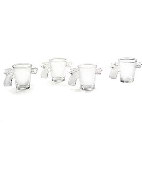 BB Ranch® Shotgun Shot Glass Set, No Color, hi-res