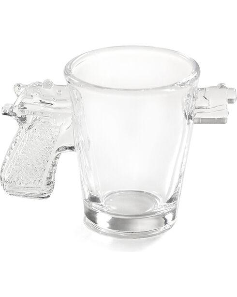 BB Ranch® Shotgun Shot Glass Set, No Color, hi-res