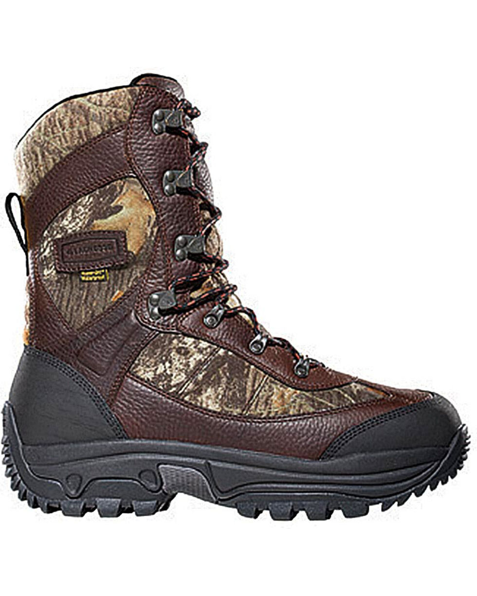 LaCrosse Men's 2000G Pac Extreme Hunting Boots, Camouflage, hi-res