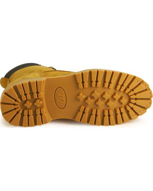 Chippewa Men's Waterproof Steel Toe Nubuc Work Boots, Nubuck, hi-res