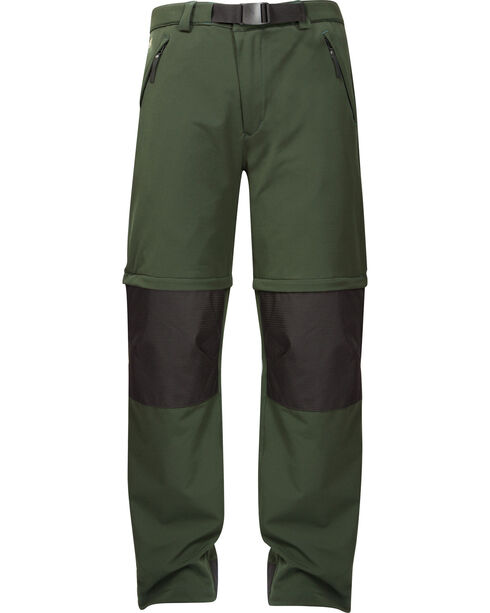 Rocky S2V Dead Reckoning Trek Pants, Green, hi-res
