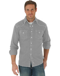 Wrangler Retro Men's Long Sleeve Western Shirt, , hi-res