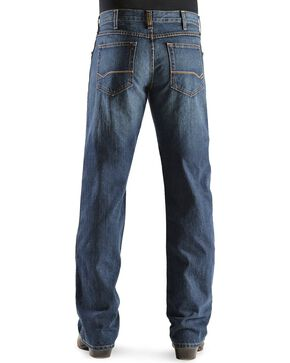 Ariat Men's Heritage Classic Fit Straight Leg Jeans, Dark Stone, hi-res