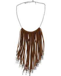 Shyanne® Women's Fringe Necklace, , hi-res