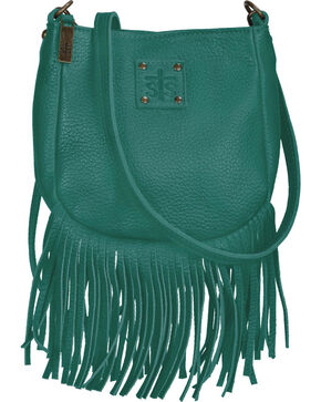 STS Ranchwear Jade Medicine Bag , Light/pastel Green, hi-res