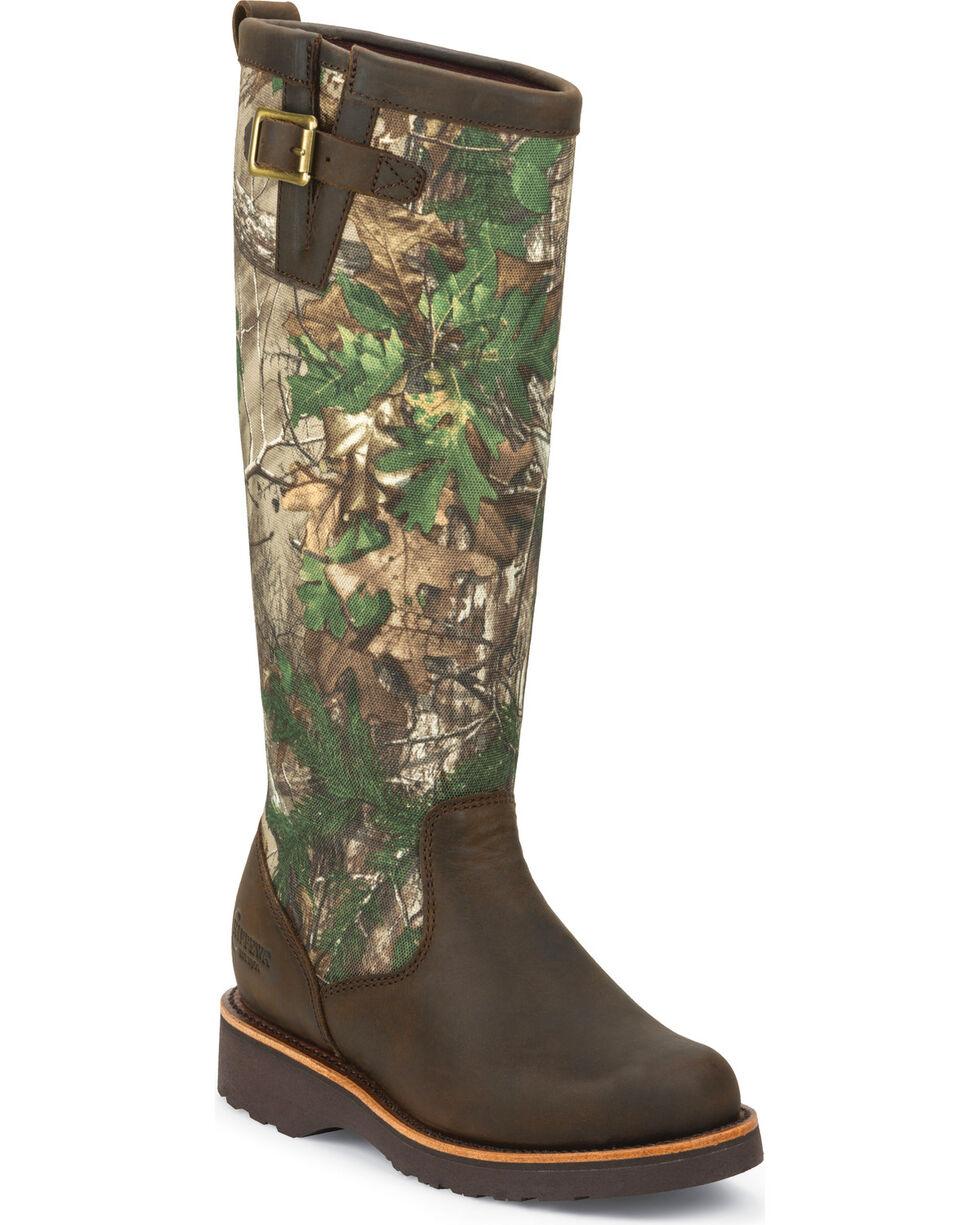 Chippewa Women's  Apache Snake Boots, Apache Tan, hi-res