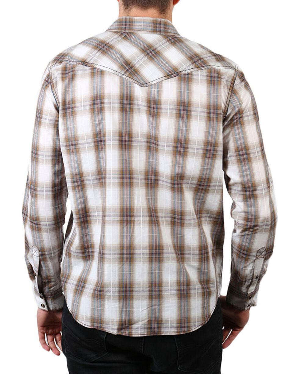 Cody James Men's Plaid Long Sleeve Shirt - Big & Tall, , hi-res