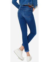 Wrangler Women's 70th Anniversary High Rise Skinny Jeans, , hi-res