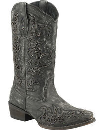 Roper Women's Shelby Western Boots, , hi-res