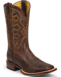 Nocona Men's Rodeo Ready Zulu Western Boots, , hi-res