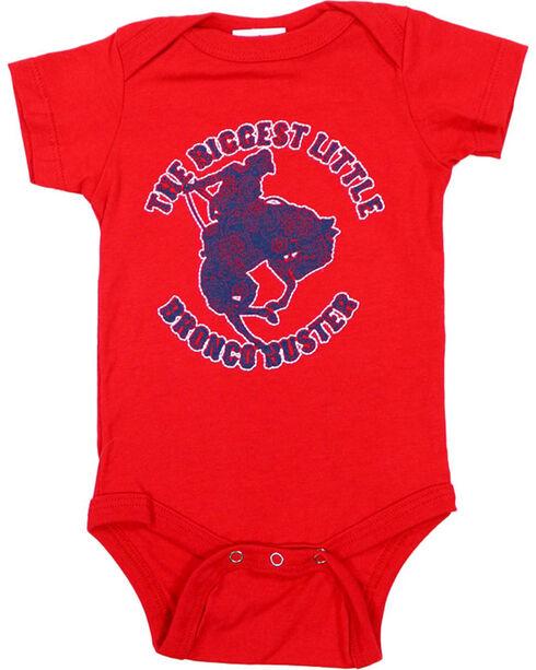 Cody James® Infant Boys' Bronco Buster Onesie, Black, hi-res
