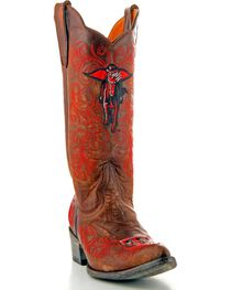 Gameday Texas Tech Cowgirl Boots - Pointed Toe, , hi-res