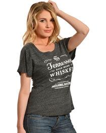 Jack Daniel's Women's Tennessee Sour Mash Whiskey Tee, Grey, hi-res