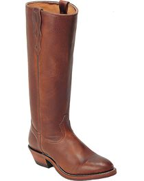 "Boulet Men's Shooter 18"" Western Boots, , hi-res"