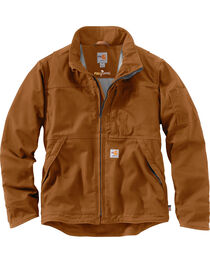 Carhartt Men's Flame-Resistant Full Swing Quick Duck Jacket , , hi-res