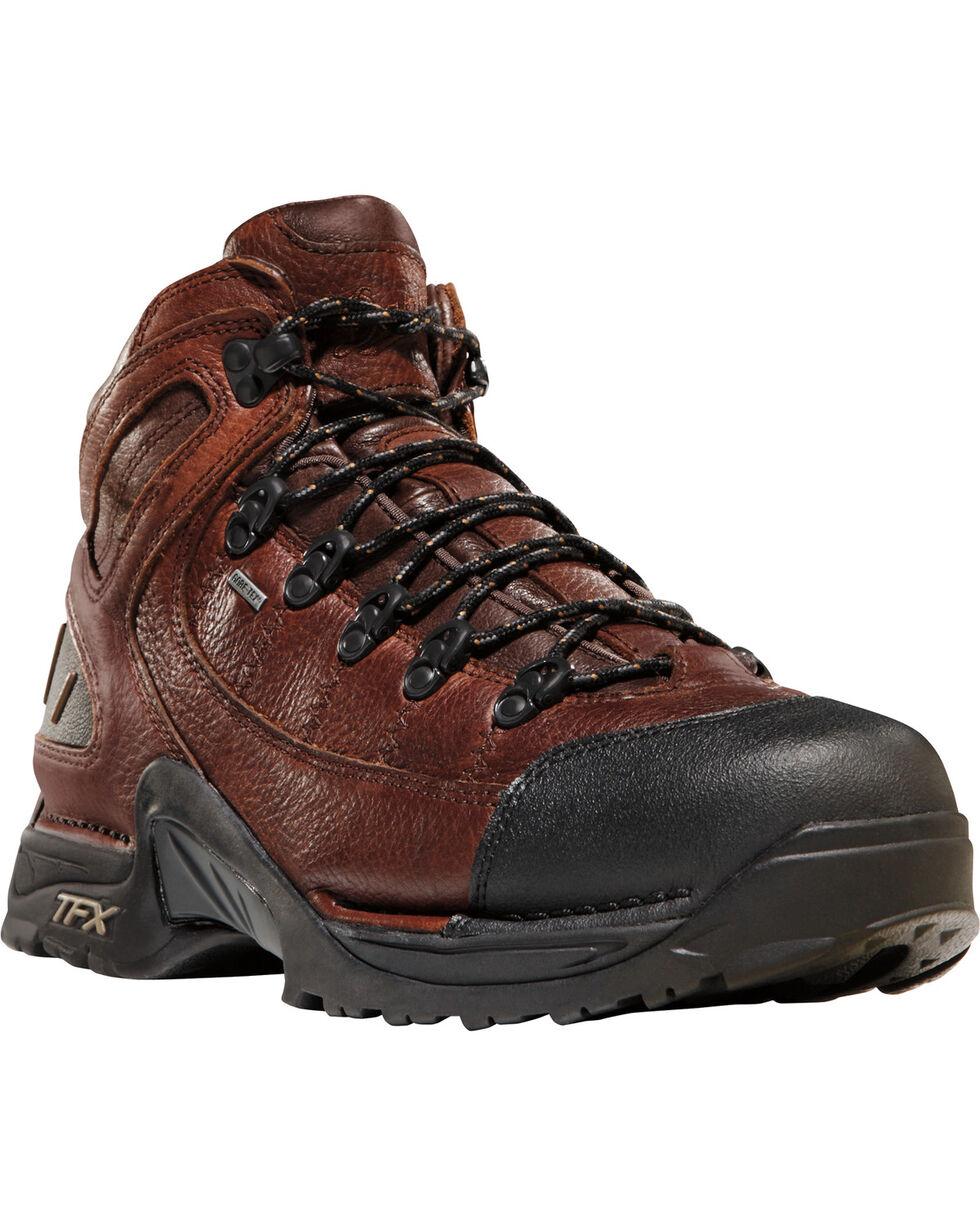 "Danner Men's 453 5.5"" Hiking Boots, Brown, hi-res"