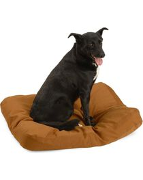 Carhartt Canvas Brown Duck Dog Bed, , hi-res
