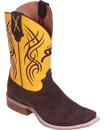 HOOey By Twisted X Triabl Embroidered Western Boots, , hi-res