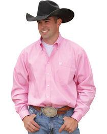 Cinch Light Pink Shirt, , hi-res
