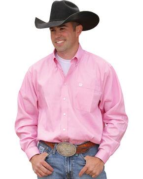 Cinch Light Pink Shirt, Pink, hi-res