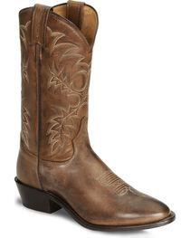 Tony Lama Men's Americana Round Toe Western Boots, , hi-res