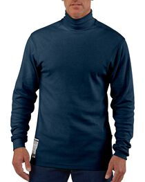 Carhartt Men's Flame Resistant Force Mock Turtleneck, , hi-res