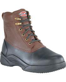 Iron Age Men's Duck Steel Toe Waterproof Work Boots, , hi-res