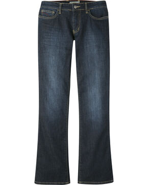 Mountain Khakis Women's Genevieve Boot Cut Jeans, Indigo, hi-res
