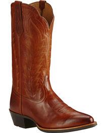 Ariat Cedar Drifter Cowboy Boots - Round Toe , , hi-res