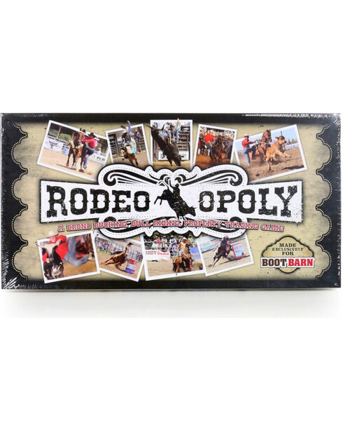 Boot Barn® Rodeo-Opoly Board Game, Multi, hi-res