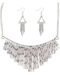 Shyanne® Women's Waterfall Jewelry Set, , hi-res